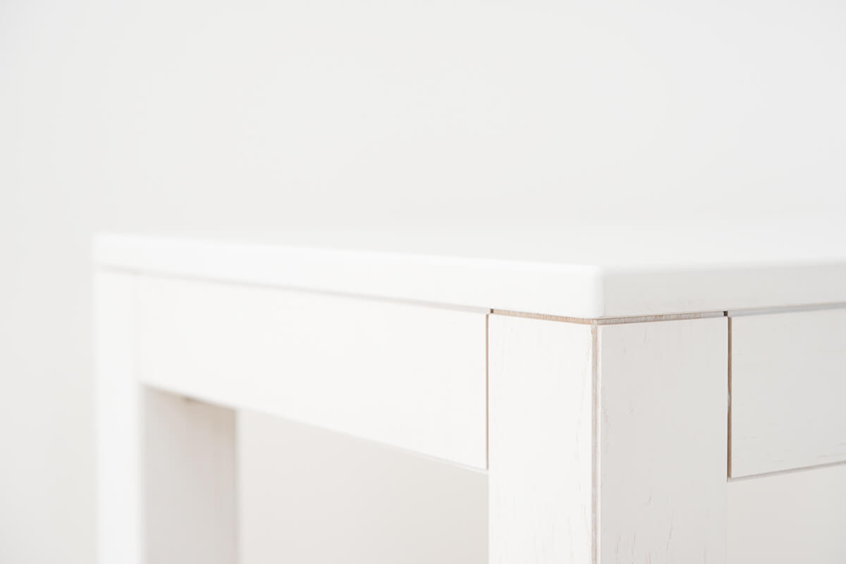 Console table detail